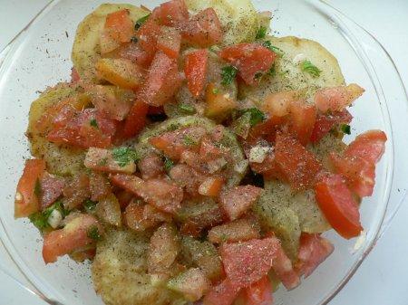 Рецепт салатов