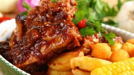 Рецепт свиные ребрышки