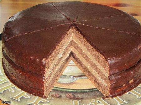 Торт прага рецепт классический
