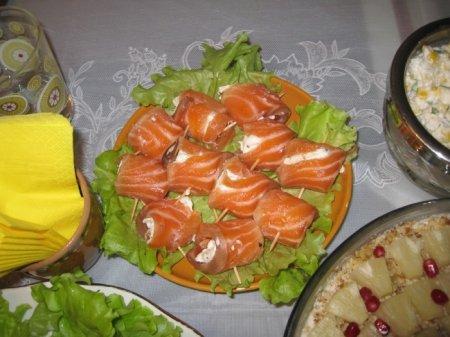 Рецепты семга