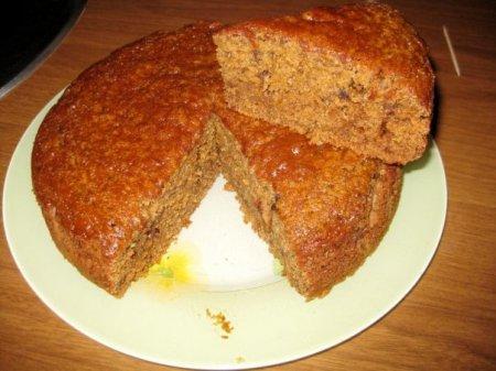 С вареньем пирог