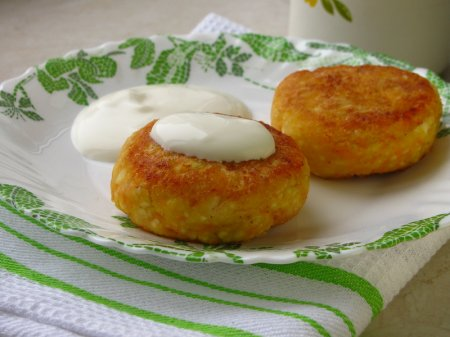 Сырники творожные рецепт
