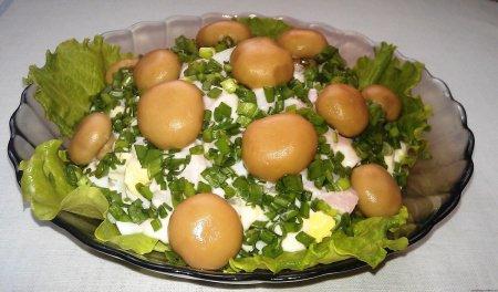 Рецепты салаты с курицей