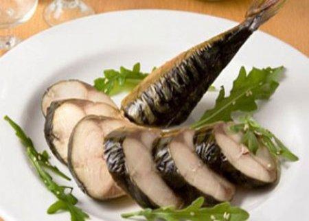 Рецепт скумбрия соленая