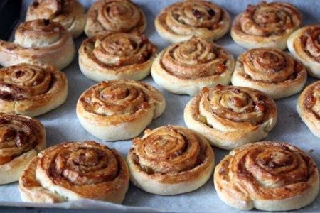 Рецепт булочки