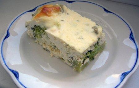Блюда с брокколи