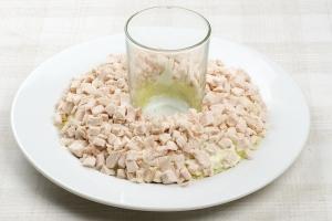 Гранатовый браслет рецепт