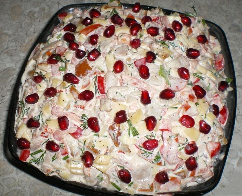 Салаты на день рождения простые, вкусные, новые: рецепты с 7