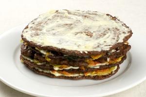 Торт печеночный рецепт с фото