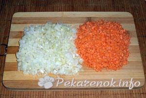 Домашний картофельный суп с томатным вкусом