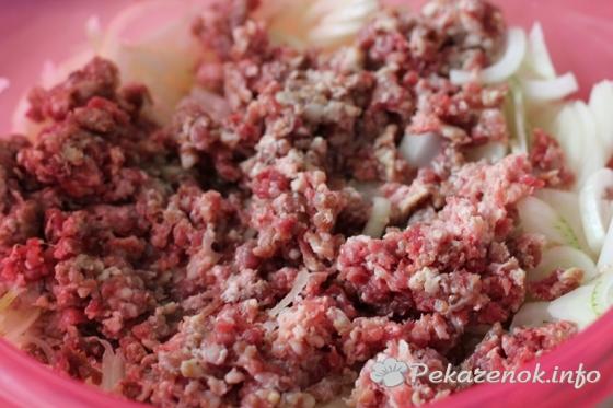Безумно вкусная хрустящая самса с мясом