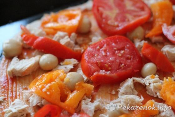 Рецепт пиццы