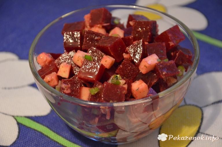 свекольный салат рецепты