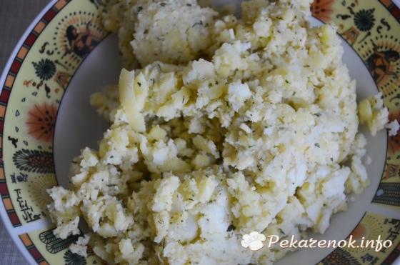 Картофельно-сырные палочки