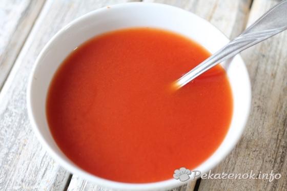Тефтели с морковью