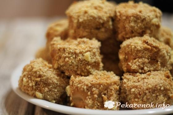 пирожное картошка рецепт с фото из печенья