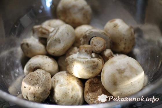 Картошка с грибами