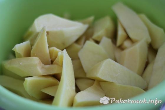 Как пожарить картофель с аппетитной корочкой